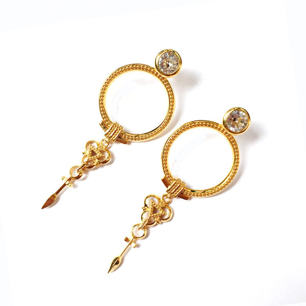 Demi Earrings - Quella Collection