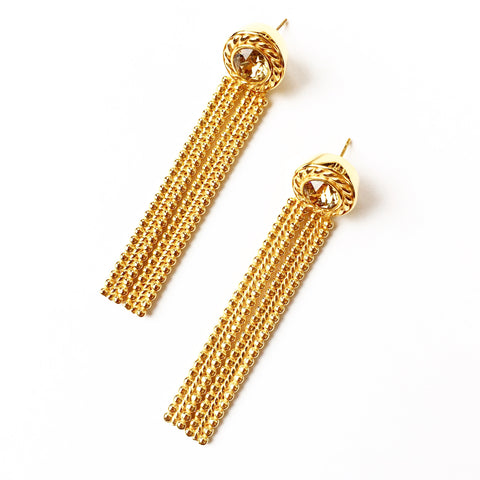 Ottavia Earrings - Quella Collection