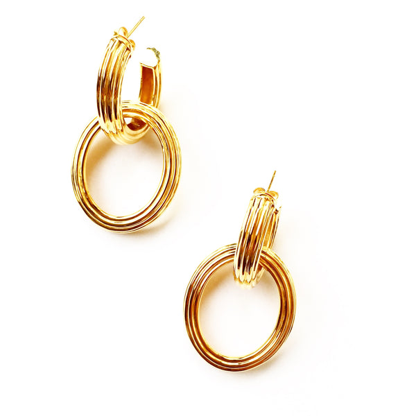 Rafaella Earrings - Quella Collection