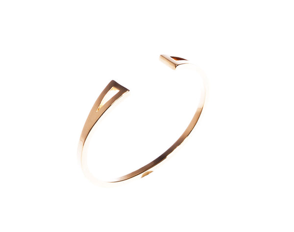 River Cuff - Gold - Quella Collection
