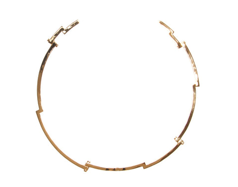 Sidney Choker - Gold - Quella Collection