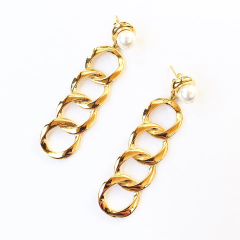 Sienna Earrings - Quella Collection