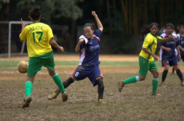 Indian Women Football Can be The Next Big Thing