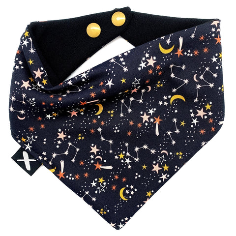 'NIGHT SKY' Bandana Bib