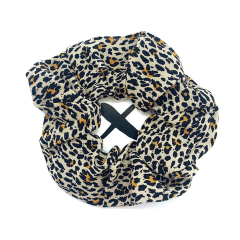 'LITTLE LEOPARD' Scrunchie