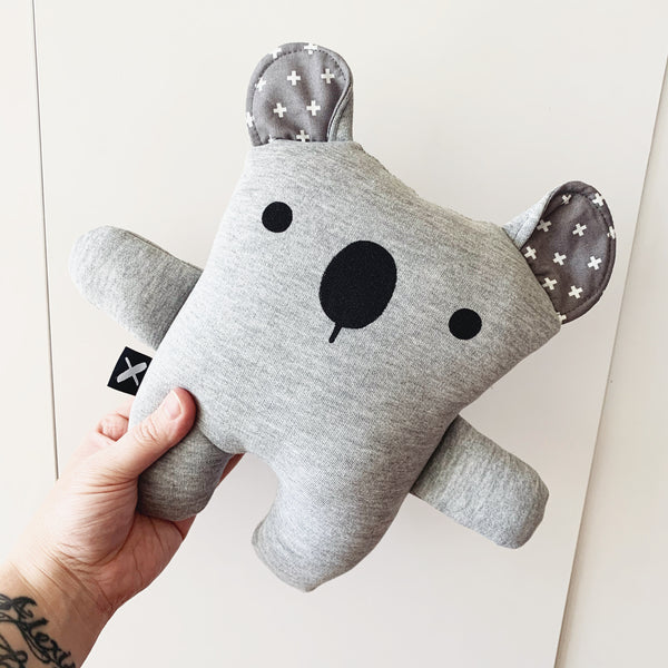 *NEW* 'Kookie KOALA' Plushie ($5 from every sale donated to koala rescue!)