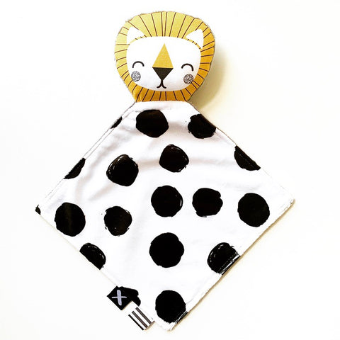 LION 'Binkie Blankie' (you pick the minky colour!)