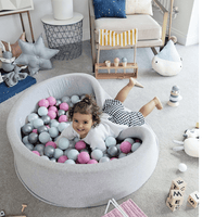 Baby and Toddler Ball Round Pond Kids Iconix