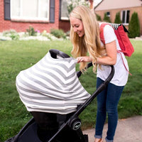 Baby Car Seat & Nursing Cover Iconix