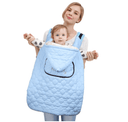 Baby Carrier Quilted Cover Blanket - Style 2 Iconix