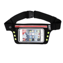 "BUBM Running Belt With Phone Pouch (5.5"") Outdoor Iconix"