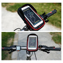 Handle Bar Mountable Waterproof Phone Pouch B17 Outdoor Iconix
