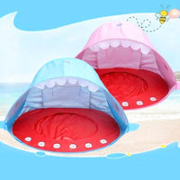 Kids Pop up Shark Tent Baby & Toddler Iconix
