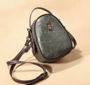 Ladies Bee Encrusted PU Leather Sling Bag Iconix