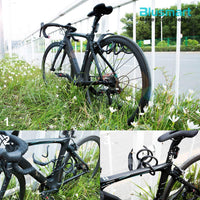Secure Bicycle Lock With Wozen Steal Complex Core Outdoor Iconix