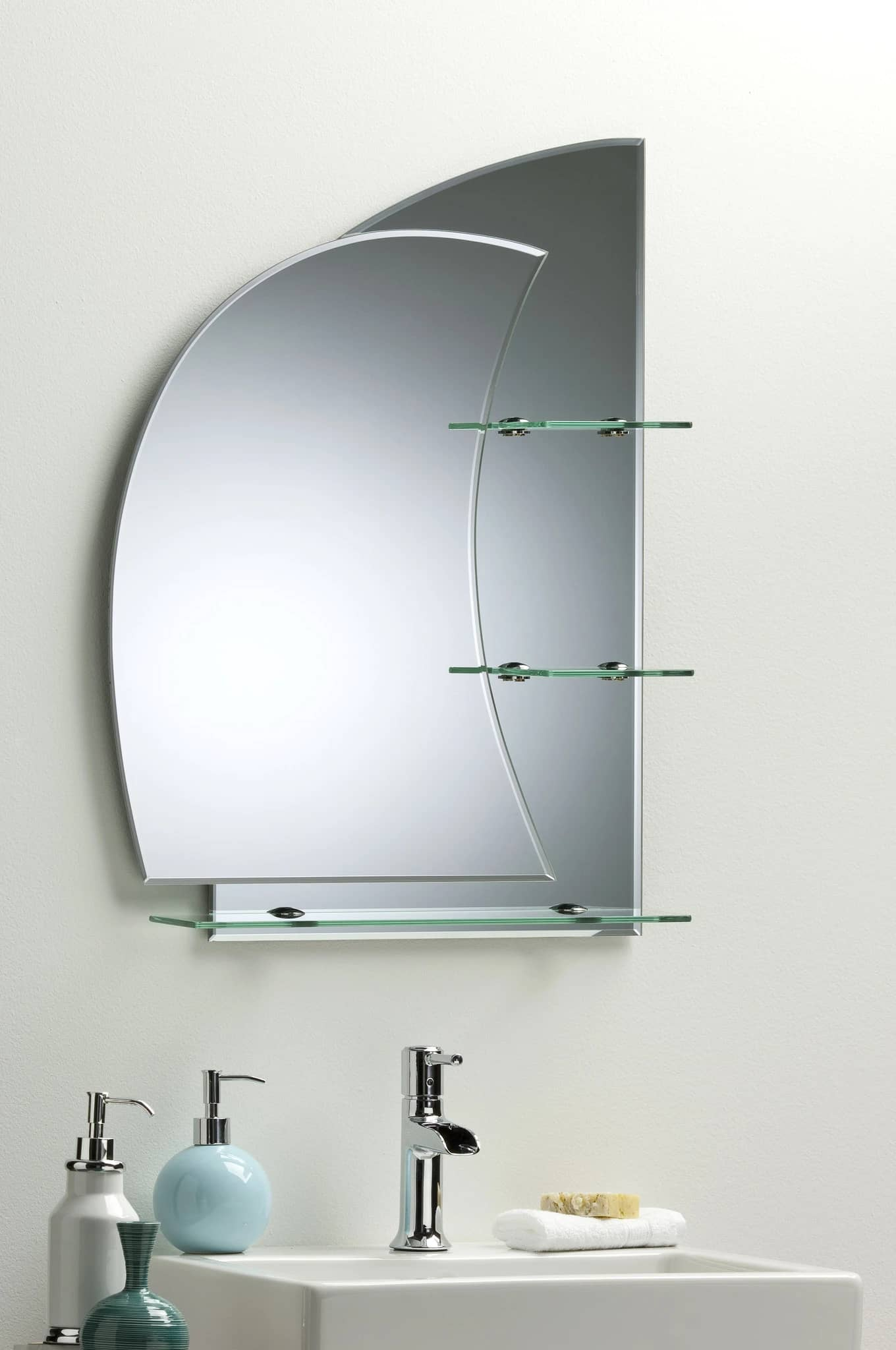 Mirror Bathroom - Mood Living