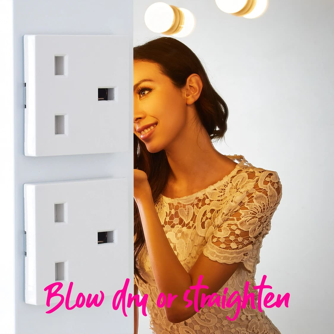 Hollywood Mirror Bluetooth - Mood Living