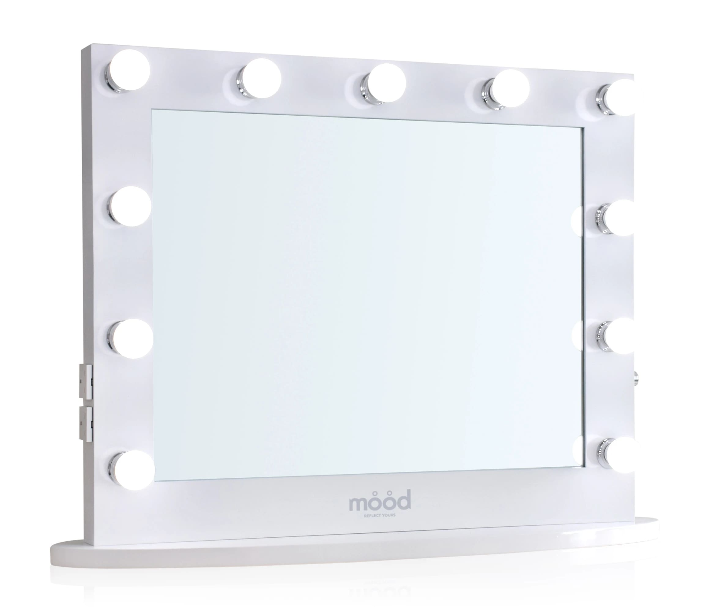 Hollywood Mirror with Bluetooth - Mood Living