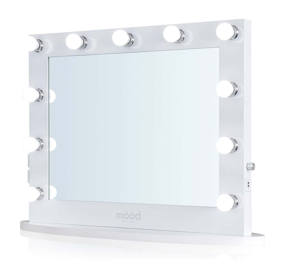 Vanity mirror with bluetooth - Mood Living