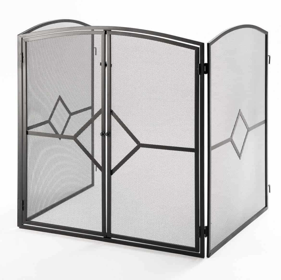 Fire screen guard accessories