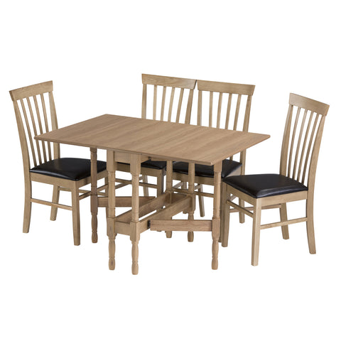 dining table and chairs - Mood Living