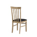 Kitchen Dining Chair - Natural Oak Finish
