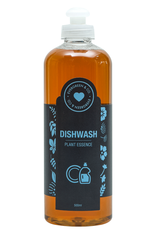 Evergreen Premium Dishwash