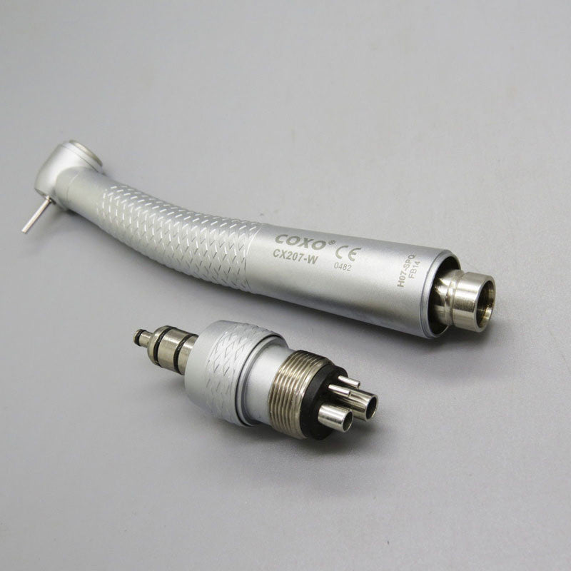 COXO/YUSENDENT® CX207-W-SPQ Dental Standard Head Handpiece with Quick Coupling