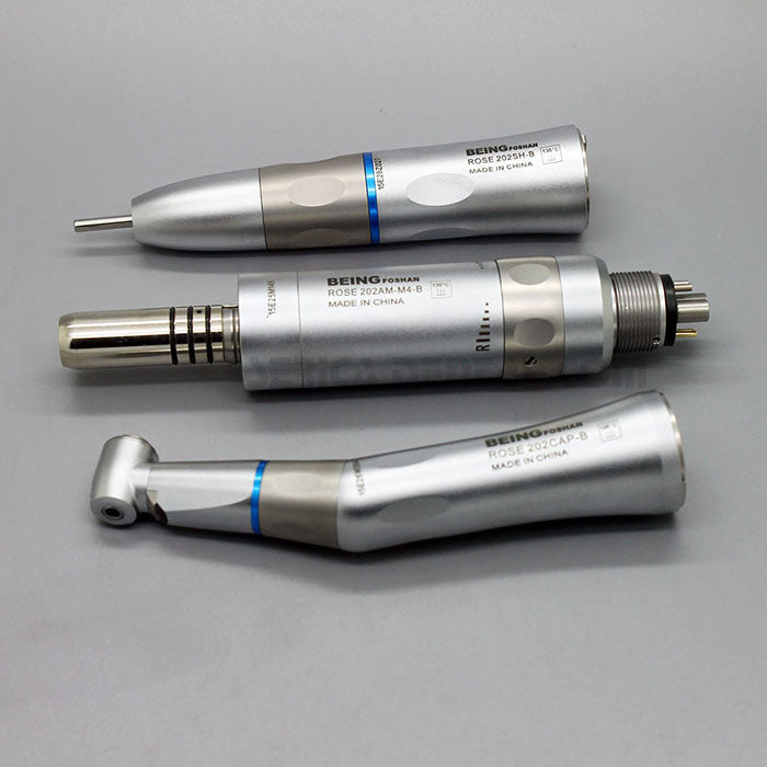 Low Speed Handpiece - Fiber Optic Inner Water - Being Rose-202PB