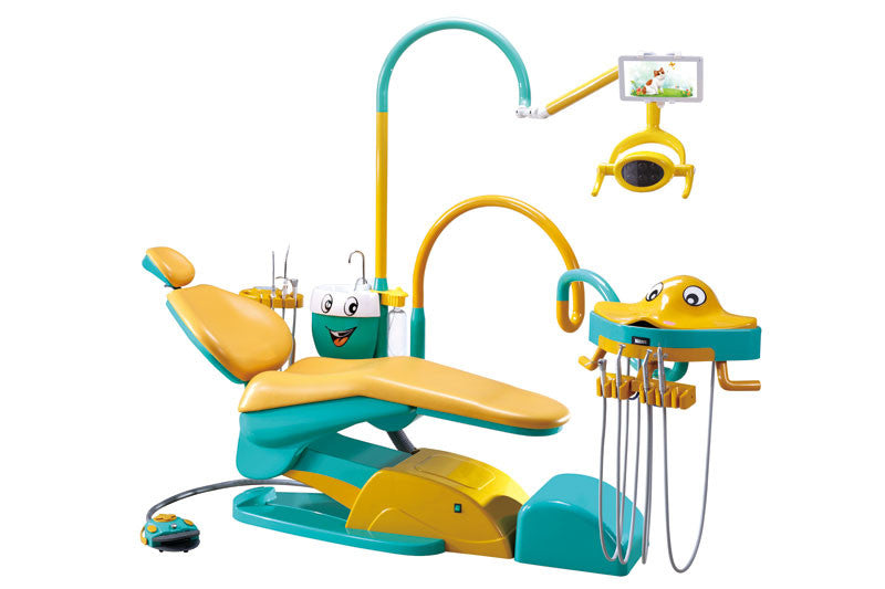 A8000-IIE Lovely Children Dental Chair Unit