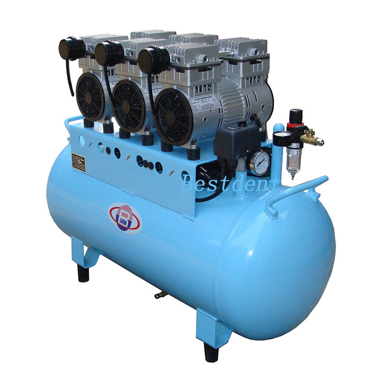 Dental Air Compressor - Oilfree - Free Shipping - Best® BD-203