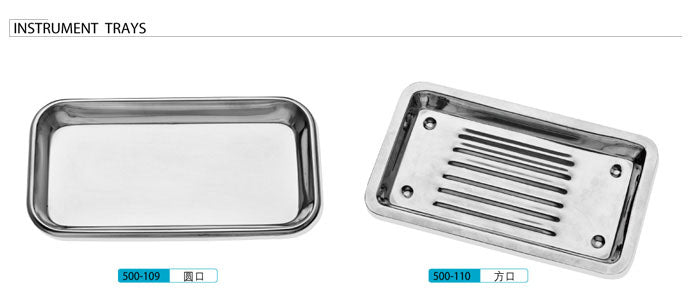 Dental Instrument Trays