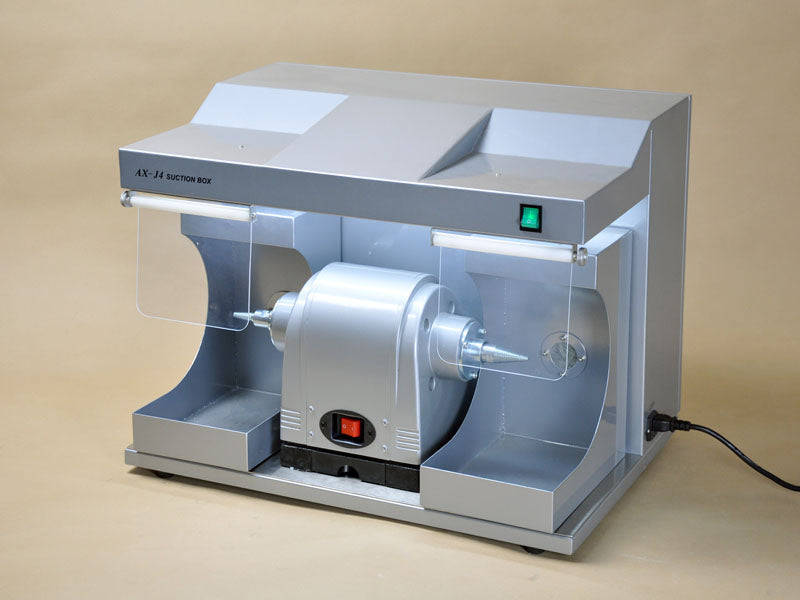 AX-J4 Dental Laboratory Polishing Compact Unit