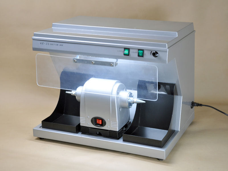 AX-J5 Dental Laboratory Polishing Compact Unit (Vacuum)