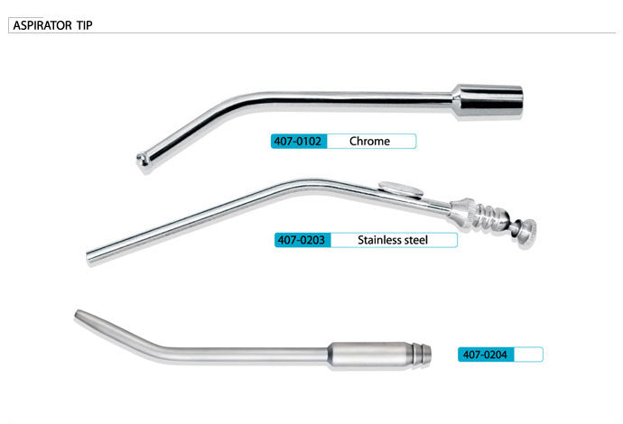 Dental Aspirator Tip