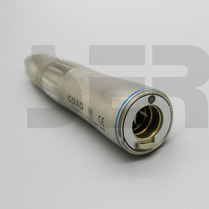 Low Speed Handpiece - Fiber Optic Straight Head - COXO CX235C-2C