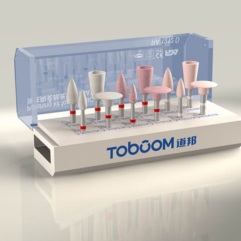 Toboom® Dental Polishing kit for Enamic Oral Polisher Grinder RA1312D