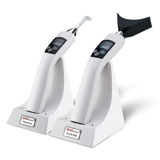 Curing light & Teeth Whitening - Being Tulip-200