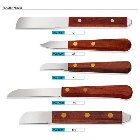 Dental Plaster Knives