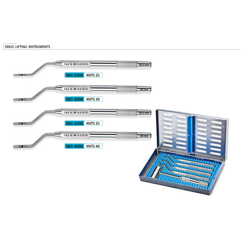 Dental Sinus Lifting Instruments