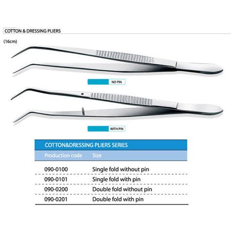 Dental Cotton&dressing Pliers