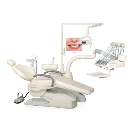 TJ2688-D4 Dental Chair Unit FDA & CE Approved Free Shipping by Sea