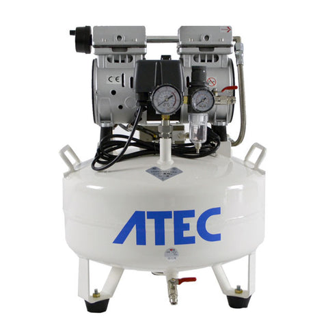Dynamic® Oilless Silent Dental Air Compressor CE FDA Approved ATEC series