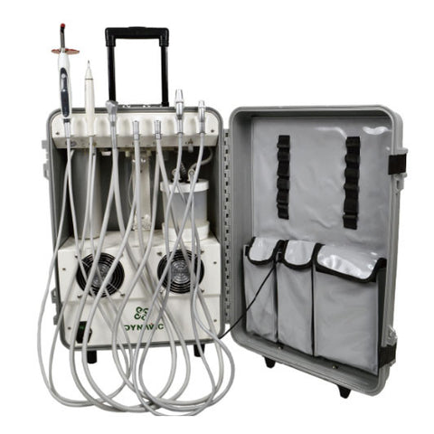 DU852-2015 Portable Dental Unit CE FDA Approved
