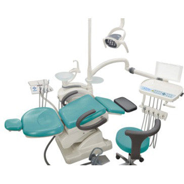 AL-398Sanor'e(Hanging arm) Dental Chair Unit Free Shipping by Sea