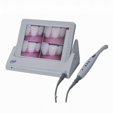 MLG® M-868 Dental Digital Wired Intraoral Camera Imaging 8 inch LCD Monitor