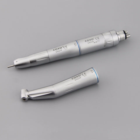 COXO/YUSENDENT® CX235B-4H Inner Water Spray Low Speed Handpiece Kit (4 Holes)