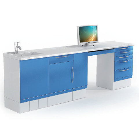 Dental Cabinets of Classic Series XY-BG01