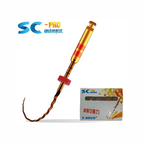 SC-Pro Dental Endo Niti Endodontic Files