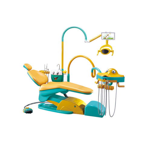 A8000-IIE Dental Chair Unit for Kids